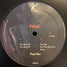 """Fina - Feel Me - 12"""" Vinyl"""