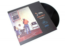 J-Zone - Fish-N-Grits - LP Vinyl