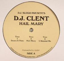 "Dj Clent - Hail Mary - 12"" Vinyl"