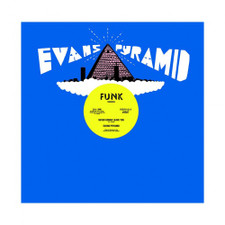 "Evans Pyramid - Never Gonna Leave You / Drip Drop - 12"" Vinyl"