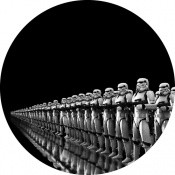 Stormtroopers - Glow In The Dark - Single Slipmat