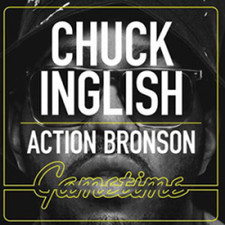 "Chuck Inglish / Action Bronson - Gametime RSD - 7"" Vinyl+CD"