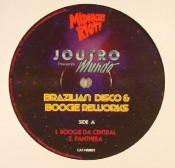 "Joutro Mundo - Brazilian Disco & Boogie Reworks - 12"" Vinyl"