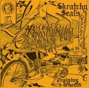 DJ Qbert - Skratchy Seal's Training Wheels - LP Colored Vinyl