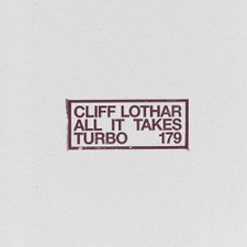 "Cliff Lothar - All It Takes - 12"" Vinyl"