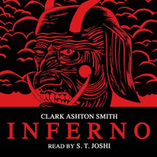 "Clark Ashton Smith - Inferno - 7"" Colored Vinyl"