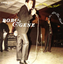 """Bob & Gene - It's Not What You Know (It's Who You Know)/Lonely Nights - 7"""" Vinyl"""