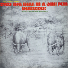 King Tubby - Two Big Bull In A One Pen Dubwise - LP Vinyl