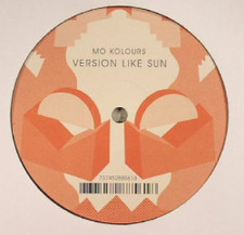"""Mo Kolours - Version Like Sun - 12"""" Vinyl"""