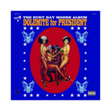 Rudy Ray Moore - Dolemite For President - LP Vinyl