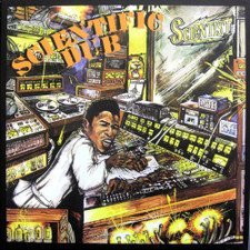 "The Scientist - Scientific Dub - 3x 10"" Box Set Vinyl"