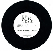 "Kraftwerk - Trans Europe Express (Mr.K Edits) - 7"" Vinyl"