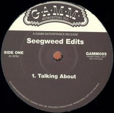 "Seegweed - Edits Pt. 3 - 12"" Vinyl"