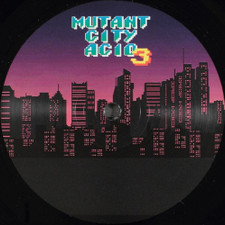 "Various Artists - Mutant City Acid 3 - 12"" Vinyl"