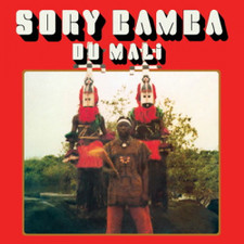 Sory Bamba - Du Mali - LP Vinyl