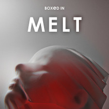 Boxed In - Melt - LP Colored Vinyl
