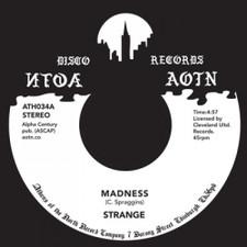 """Strange - Madness / If You're So In Love - 7"""" Vinyl"""