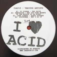 "Various Artists - I Love Acid 010 - 12"" Vinyl"