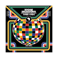 Various Artists - Boogie Breakdown: South African Synth-Disco 1980-1984 - 2x LP Vinyl