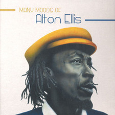 Alton Ellis - Many Moods - LP Vinyl
