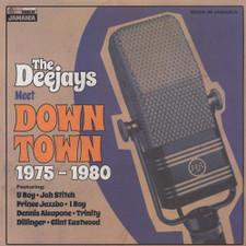 Various Artists - Deejays Meet Down Town 1975-1980 - LP Vinyl