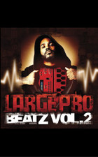 Large Pro - Beatz Vol. 2 - Cassette