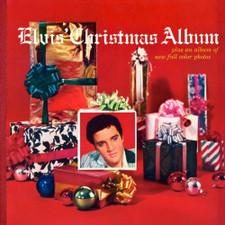 Elvis Presley - Elvis' Christmas Album - LP White Vinyl
