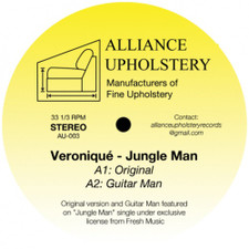 "Veronique - Jungle Man - 12"" Vinyl"