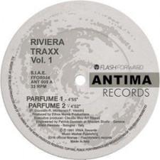 """Riviera Traxx - Vol. 1 - 12"""" Vinyl"""