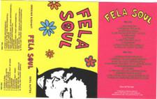 Fela Soul - Fela Kuti Vs. De La Soul CSD - Cassette