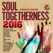 Various Artists - Soul Togetherness 2016 - 2x LP Vinyl