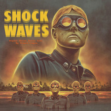 Richard Einhorn - Shock Waves (Original Motion Picture Score) - LP Colored Vinyl