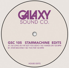 "Starmachine - Edits - 12"" Vinyl"