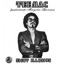 Tee Mac feat. Marjorie Barnes - Night Illusion - LP Vinyl