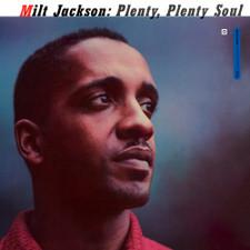 Milt Jackson - Plenty, Plenty Soul (52nd Street version) - LP Vinyl