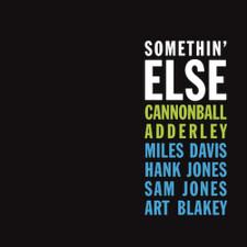 Cannonball Adderley - Somethin' Else (Dol Version) - LP Vinyl