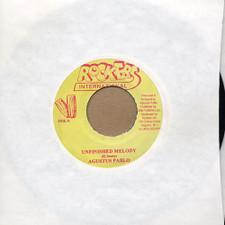 "Augustus Pablo - Unfinished Business - 7"" Vinyl"