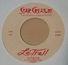 "Le'Trell - On The One / S.O.S. - 7"" Vinyl"