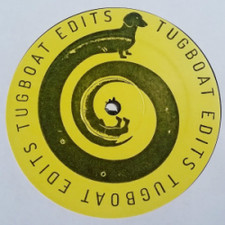 "Phil Gerus - Tugboat Edits Vol. 8 - 12"" Vinyl"