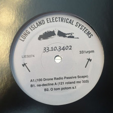 "33.10.3402 - Untitled - 12"" Vinyl"