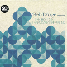 Keb Darge - Presents The Best of Legendary Deep Funk - 2x LP Vinyl