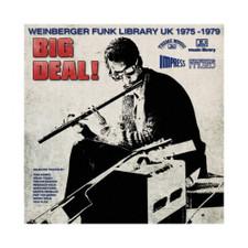 Various Artists - Big Deal! Weinberger Funk Library UK 1975-1979 - LP Vinyl
