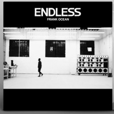 Frank Ocean - Endless (Import Version) - 2x LP Vinyl