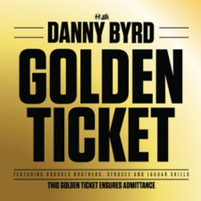"Danny Byrd - Golden Ticket - 2x 12"" Vinyl"