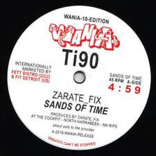 "Zarate_Fix / Dj Sotofett - Sands Of Time / Coiled Acid Mix - 10"" Vinyl"