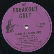 """Jayda G - Jaydaisms - 12"""" Vinyl"""