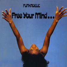 Funkadelic - Free Your Mind - LP Vinyl