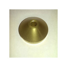 "Aluminum Spindle Adapter - Gold - 7"" Adapter"