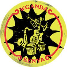 "Wganda Kenya - Afro Columbia Ep - 12"" Vinyl"