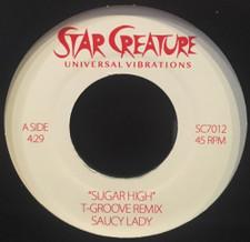 "Saucy Lady - T-Groove Remixes - 7"" Vinyl"